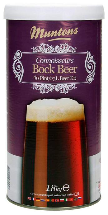 Muntons Bock Beer 1800 г