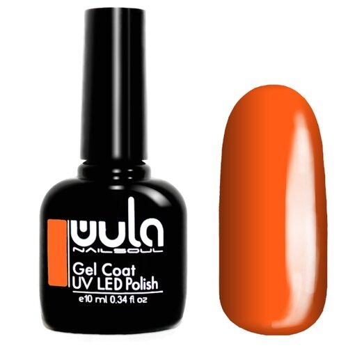 Гель-лак для ногтей WULA Gel Coat, 10 мл, оттенок 371 оранжевый гель лак для ногтей wula gel coat 10 мл оттенок 367 серо зеленый