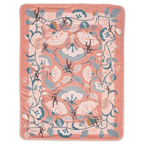 Купить Плед Elodie Details Midnight Bells 75х100 см розовый/голубой, Покрывала, подушки, одеяла