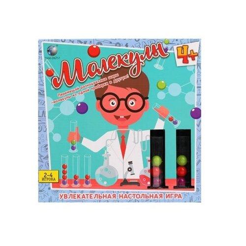 Купить Настольная игра TONG DE Молекулы, Настольные игры