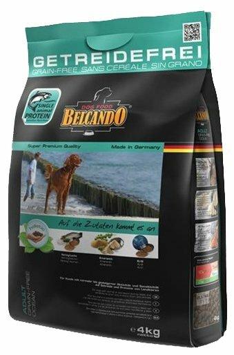 Корм для собак Belcando Adult GF Ocean для собак крупных пород (4 кг)