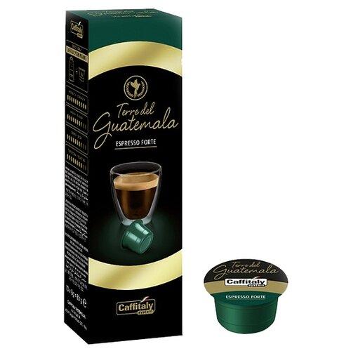 Кофе в капсулах Caffitaly Terre Del Guatemala (10 капс.) кофе caffitaly кофе в капсулах mesico