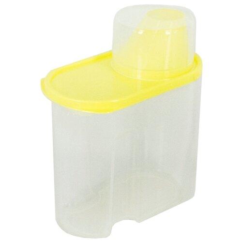 USLANBFAY Банка RYP-13 1.9 л желтый/прозрачный