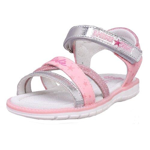 Сандалии kari Barbie размер 29, розовыйБосоножки, сандалии<br>