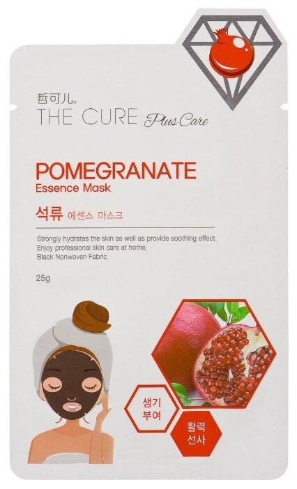 The Cure маска Plus Care ухаживающая с соком граната