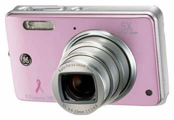 Фотоаппарат General Electric H855