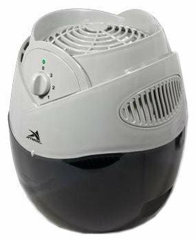 Очиститель/увлажнитель воздуха АТМОС Аква-2800, серый/черный