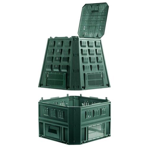 Компостер Prosperplast IKEV850Z-G851 (850 л) зеленый по цене 6 959
