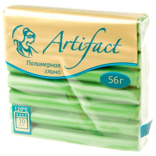 Полимерная глина Artifact Classic травяная (152), 56 г
