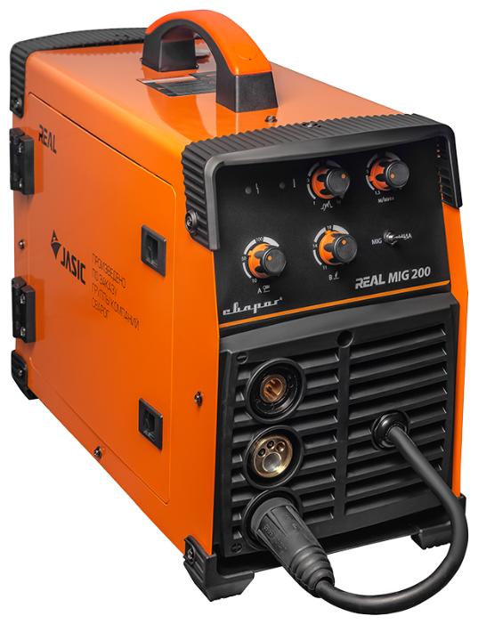 Сварочный аппарат Сварог REAL MIG 200 (N24002) (MIG/MAG, MMA)