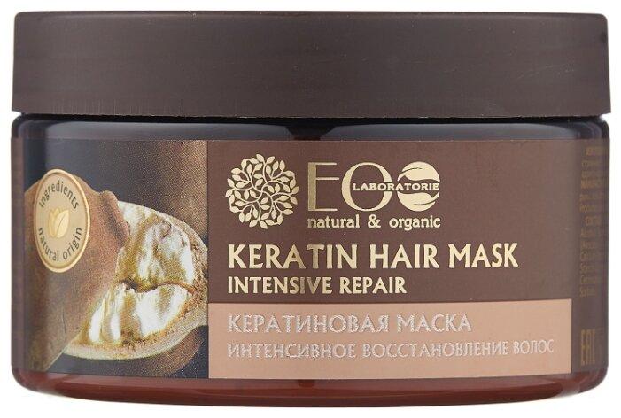 ECO Laboratorie Страны Кератиновая маска для волос