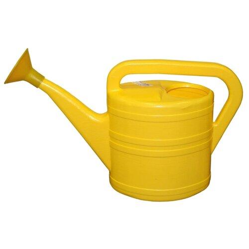 Эко-Пласт Люкс ЭКО10ПС, 5 л, пластик желтыйЛейки<br>