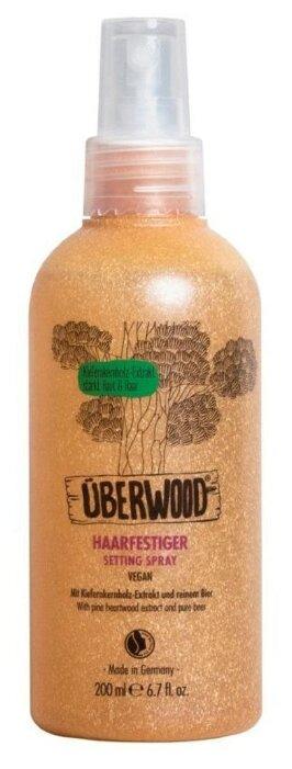 Uberwood Спрей для волос