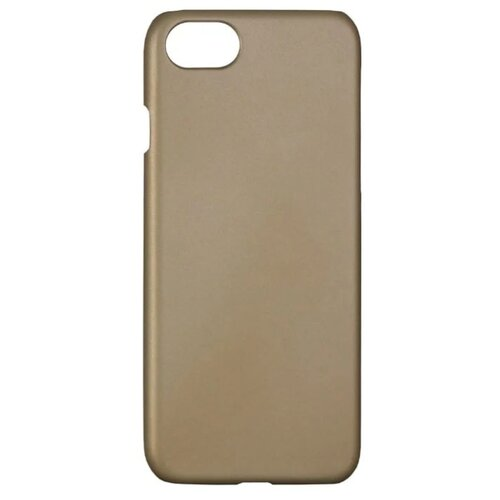 Чехол Volare Rosso Soft-touch для Apple iPhone 7/8 (силикон) золотойЧехлы<br>