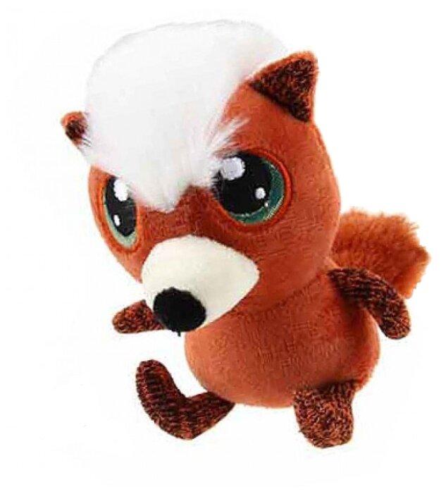 Игрушка для собак GiGwi Plush Friendz Лиса (75351)