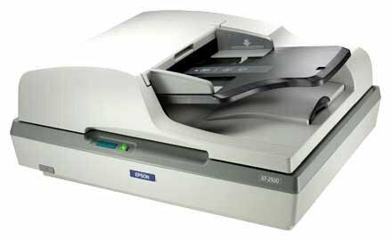 Сканер Epson GT-2500