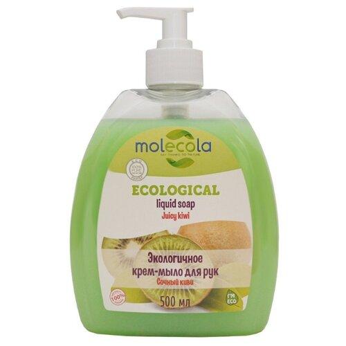 Купить Крем-мыло жидкое Molecola Экологичное Сочный киви, 500 мл
