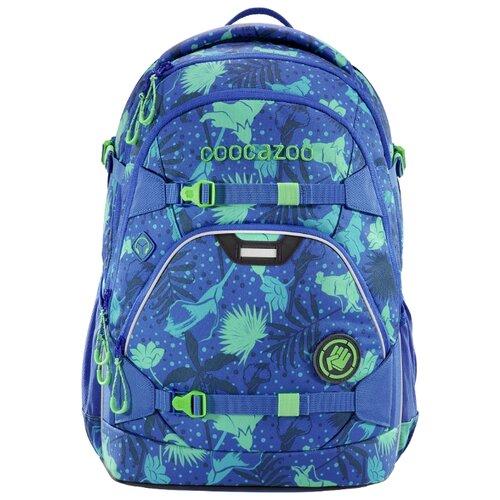 Coocazoo Рюкзак ScaleRale Tropical Blue (00183609), синий coocazoo рюкзак scalerale tropical blue 00183609 синий