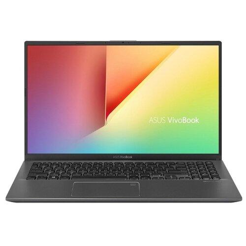 Купить Ноутбук ASUS VivoBook 15 X512DK-BQ070T (AMD Ryzen 3 2200U 2500MHz/15.6 /1920x1080/4GB/256GB SSD/DVD нет/AMD Radeon 540X 2GB/Wi-Fi/Bluetooth/Windows 10 Home) 90NB0LY3-M00920 серый