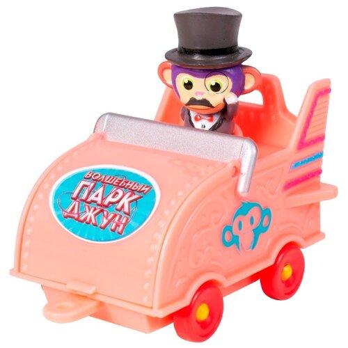 Купить Игровой набор Wonder Park Волшебный парк Джун - Обезьянка Джентльмен 36256, Игровые наборы и фигурки