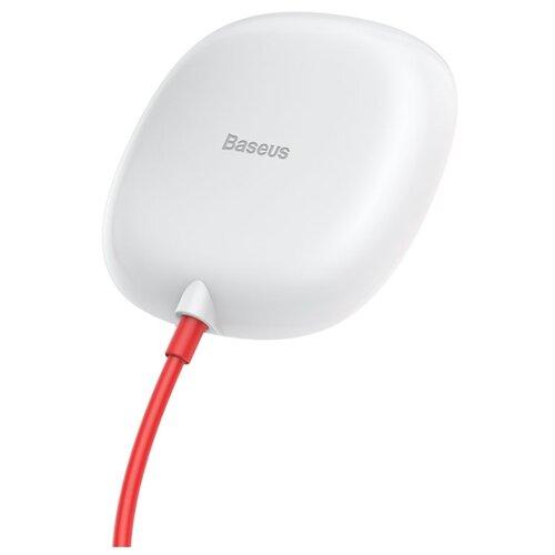 Купить Сетевая зарядка Baseus Suction Cup Wireless Charger белый