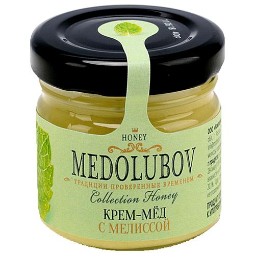 Крем-мед Medolubov с мелиссой 40 мл