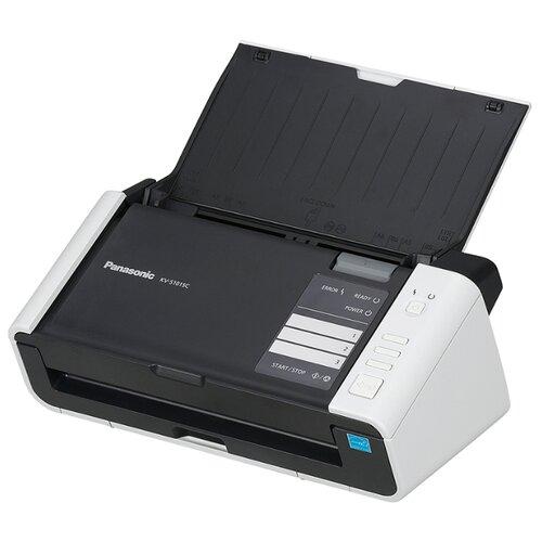 Сканер Panasonic KV-S1015C черный/белый