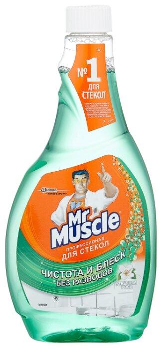 Жидкость моющая для полов и стен мистер мускул Mr. Proper бодрящий лайм и мята 500 мл