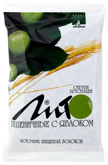 Лито отруби пшеничные хрустящие с кальцием и яблоком 200г