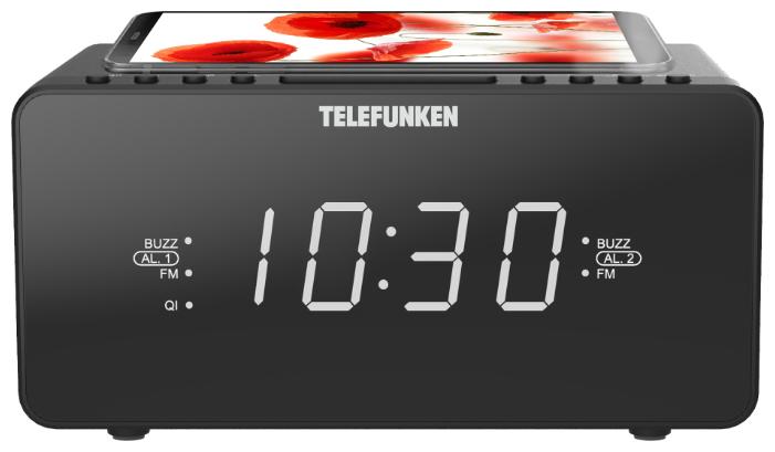 Радиобудильник TELEFUNKEN TF-1594U