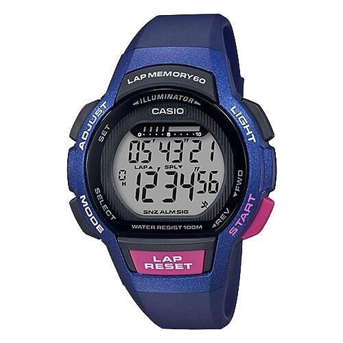 Наручные часы CASIO LWS-1000H-2A цена 2017