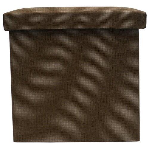 Пуфик с ящиком для хранения Тематика складной рогожка коричневый пуфик с ящиком для хранения тематика складной рогожка коричневый