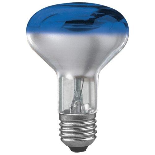 Лампа накаливания Paulmann 25064, E27, R80, 60Вт лампа philips spot r80 75вт e27 230в рефлект 25d