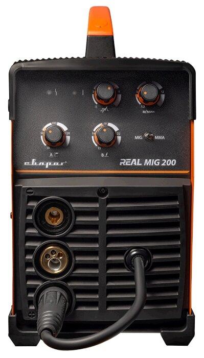 Сварочный аппарат Сварог REAL MIG 200 (N24002N) (MIG/MAG, MMA)