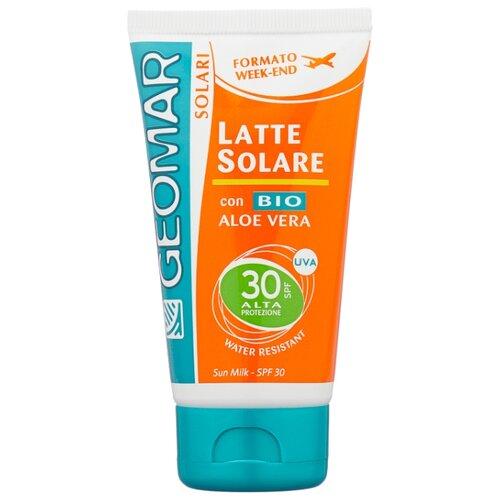 Geomar молочко солнцезащитное Solari Bio SPF 30 75 мл