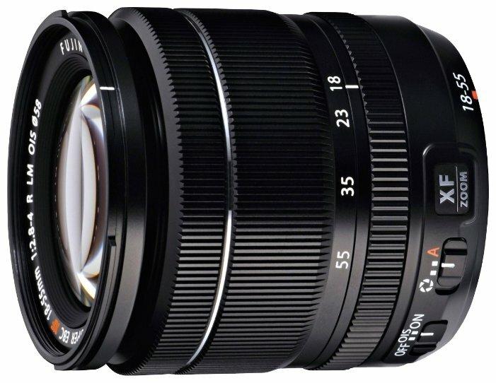 Объектив Fujifilm XF 18-55mm F2.8-4 R LM OIS фото 1