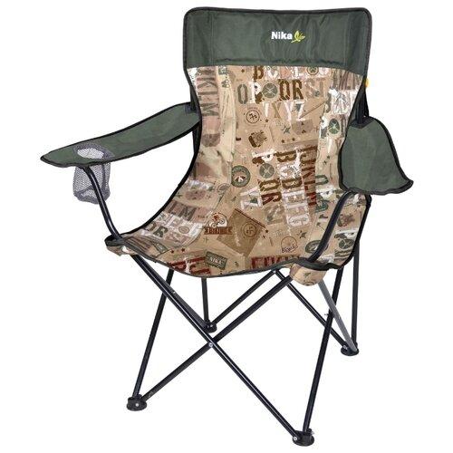 Кресло Nika Премиум 5 сафари/хаки кресло nika премиум 6 синий серый