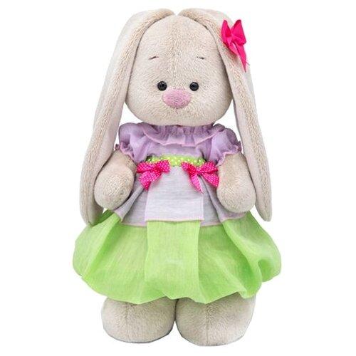 Купить Мягкая игрушка Зайка Ми в весеннем платье 32 см, Мягкие игрушки