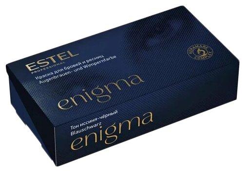 Estel Professional краска для бровей и ресниц