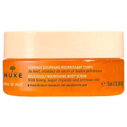 Nuxe Скраб для тела Reve de miel, 175 г nuxe reve de miel