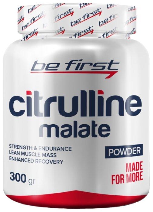 Аминокислота Be First Citrulline Malate Powder (300 г)