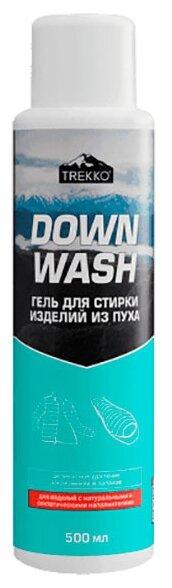Купить Гель Trekko Down Wash для изделий из пуха, 0.5 л, бутылка по низкой цене с доставкой из Яндекс.Маркета (бывший Беру)