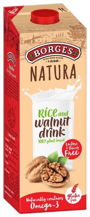 Рисовый напиток Borges Natura Рис и грецкий орех 1 л