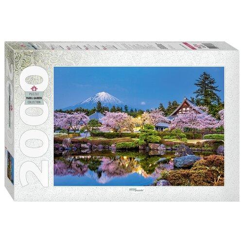 Пазл Step puzzle Park&Garden collection Япония весной Сидзуока (84038), 2000 дет. пазл step puzzle park