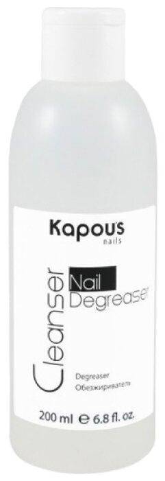 Kapous Professional Обезжириватель для ногтей Cleanser Nail Degreaser