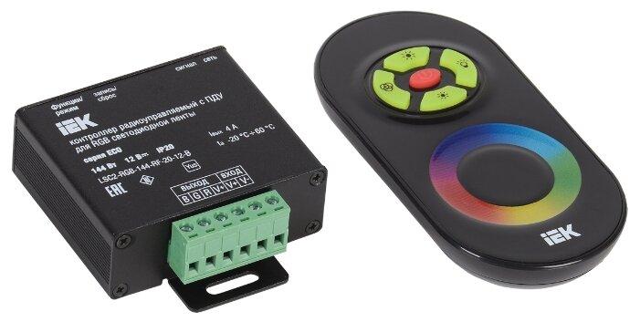 Контроллер для светодиодов IEK LSC2-RGB-144-RF-20-12-B