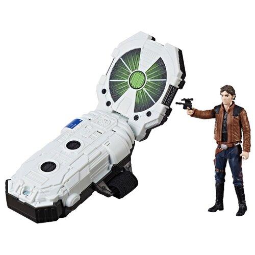 Купить Игровой набор Hasbro Star Wars Force Link 2.0 Интерактивный браслет и фигурка E0322, Игровые наборы и фигурки