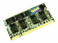 Оперативная память 1 ГБ 1 шт. Transcend TS128MSD64V3A