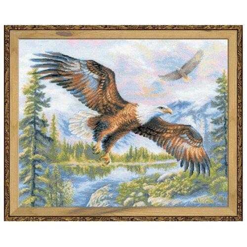 Риолис Набор для вышивания крестом Свободный полёт 50 x 40 (1471)Наборы для вышивания<br>