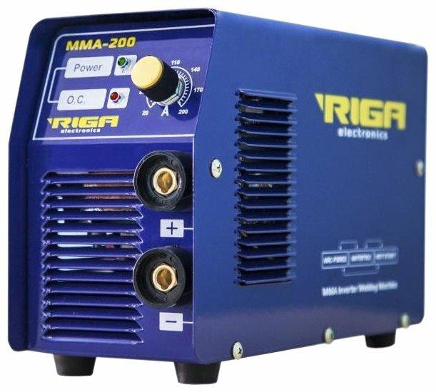 Сварочный аппарат RIGA Electronics ММА-200 mini (MMA)